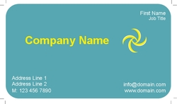 Business card 26