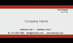 Business card 30