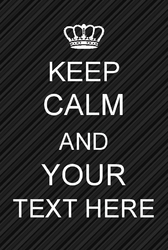 Keep calm and Text
