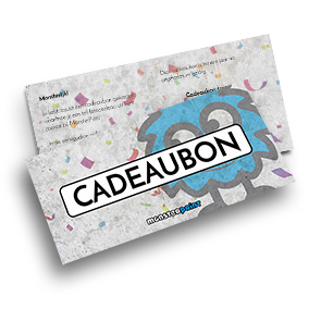 Cadeaubon MonsterPrint