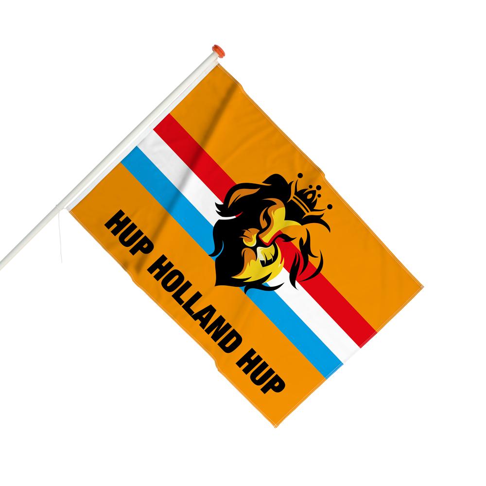 EK voetbal vlag
