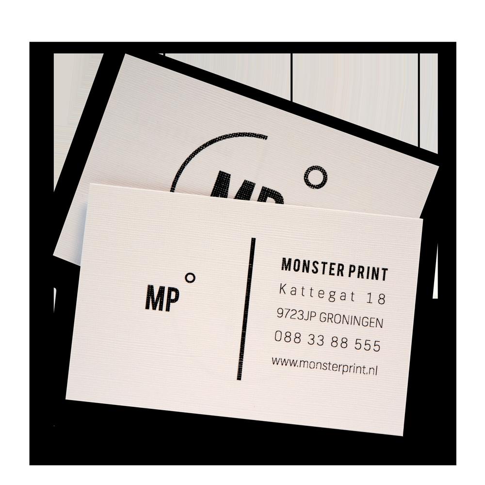 luxe visitekaartjes ontwerp ze gratis online bij monsterprint