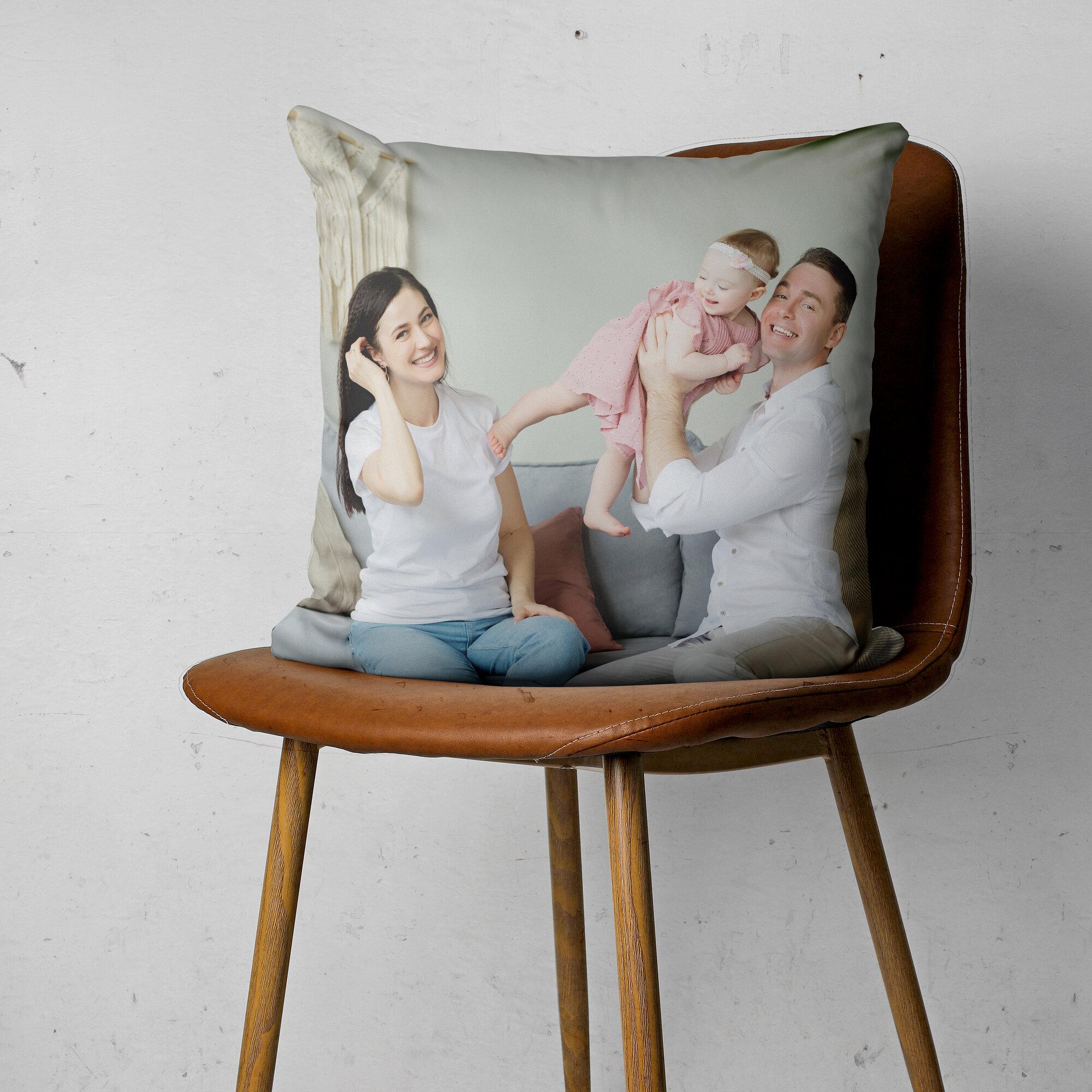 kussen op stoel