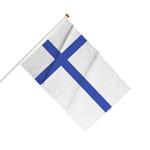 Finse landen vlag