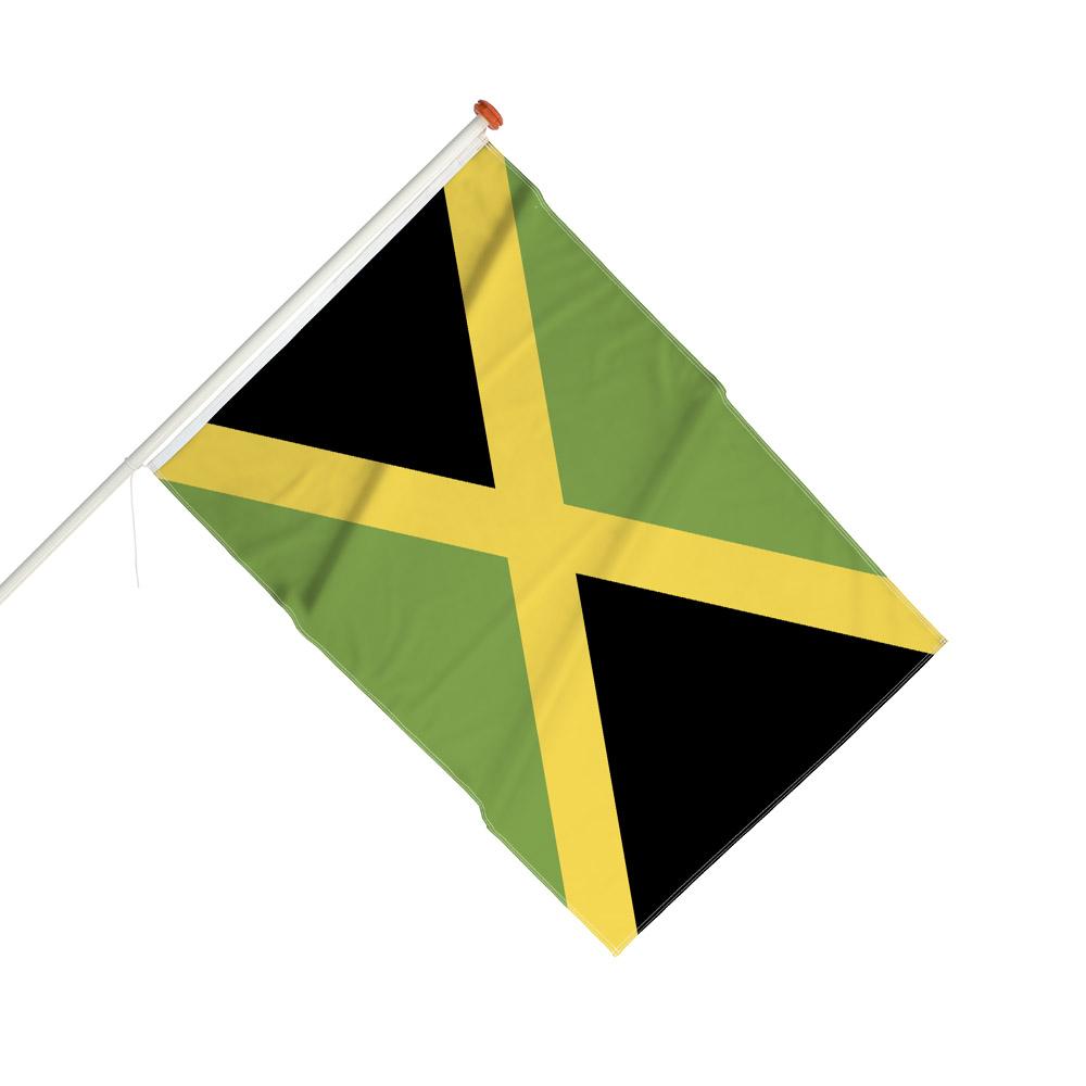 Jamaicaanse landen vlag